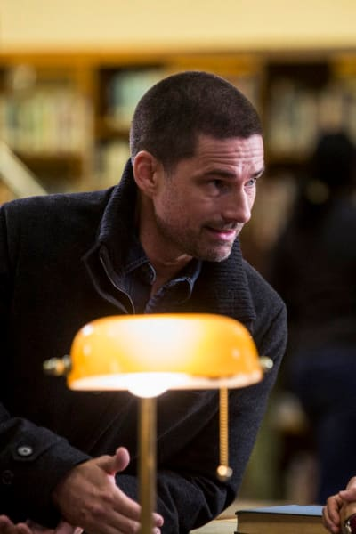 Nick Pleads - The Village Season 1 Episode 5