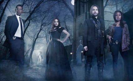 TV Ratings Report: Sleepy Hollow Awakens Fans