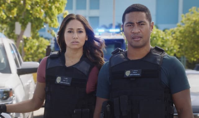 Tani and Junior - Hawaii Five-0
