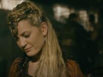 Ingrid is Happy - Vikings