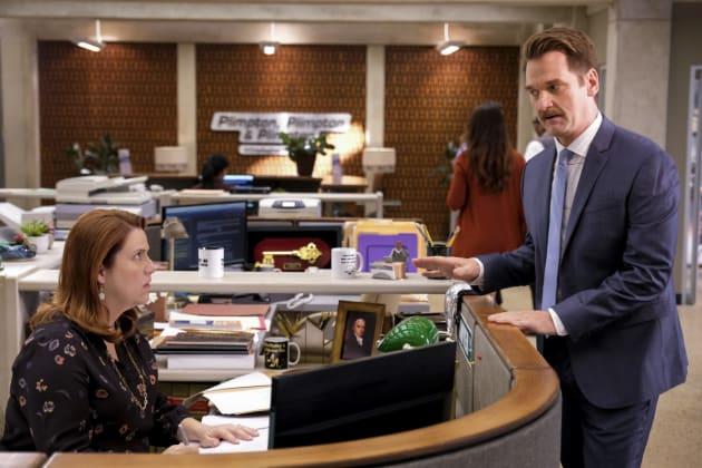 Darryl Is Still The Boss - Crazy Ex-Girlfriend Season 2 Episode 10