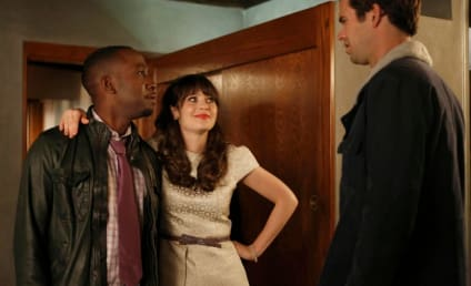 New Girl Review: Winter Privilege Night