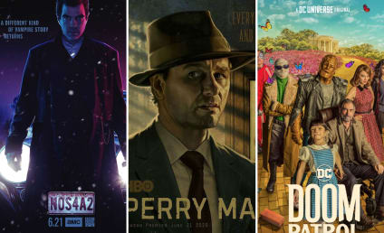 What to Watch: Perry Mason, NOS4A2, & Doom Patrol