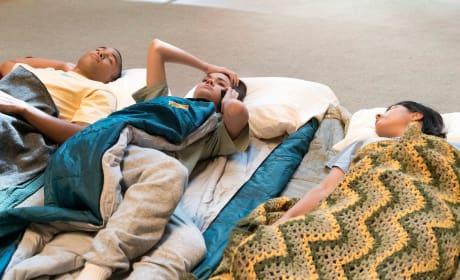 Sleepless Callie - The Fosters Season 5 Episode 10