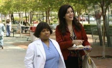 Addison Shepherd and Miranda Bailey