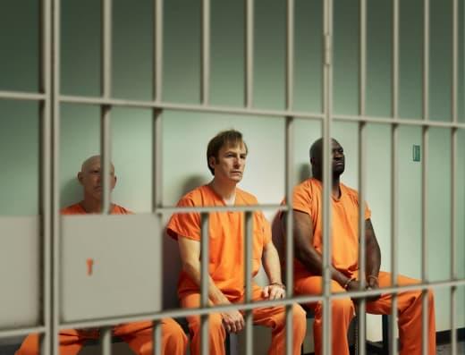 Jimmy in Jail - Better Call Saul Season 3 Episode 3