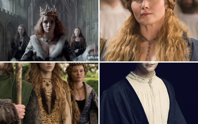 The White Princess Premiere Review: In Bed With the Enemy - TV Fanatic