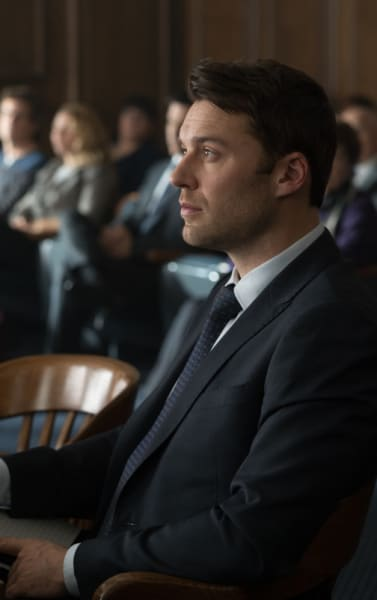 Billy at the Trial - Burden of Truth Season 3 Episode 8