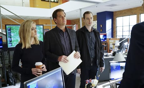 Finding the Girl - NCIS