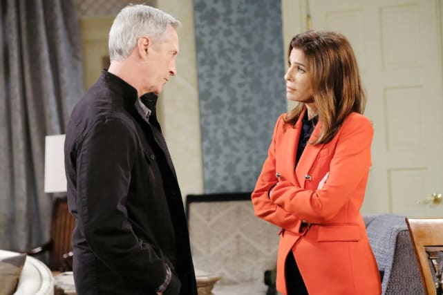 Old friends John and Hope investigate a murder together.