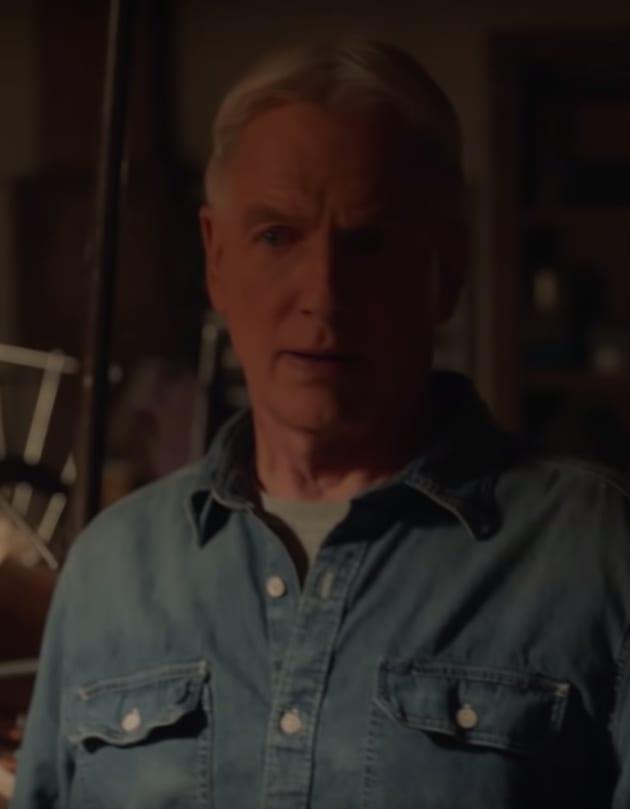 Gibbs is Shocked - NCIS Season 16 Episode 24