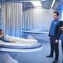 Senior Staff Discussion - The Orville Season 1 Episode 8