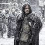 Jon Returns to The Wall  - Game of Thrones Season 5 Episode 9