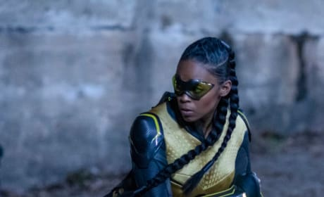 Battle Stance - Black Lightning Season 2 Episode 16