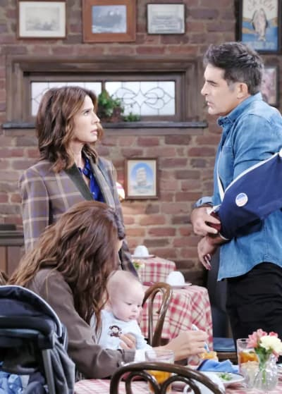 (TALL) Hope Calls It Quits - Days of Our Lives