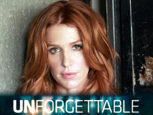 Unforgettable Poster