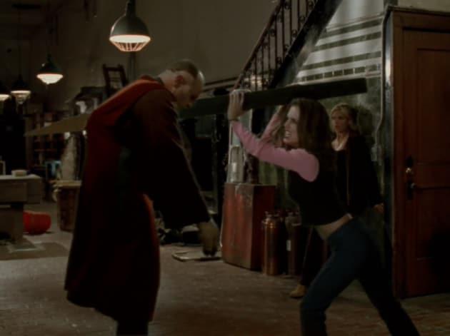 Kakistos Defeated - Buffy the Vampire Slayer Season 3 Episode 3