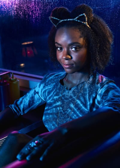 Ashleigh Murray as Josie McCoy - Riverdale