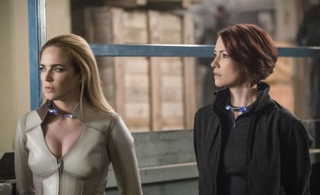 Is A Dynamic Duo In The Works - Arrow Season 6 Episode 8