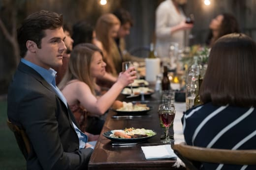 Romantic Intrigue - The Fosters Season 5 Episode 20