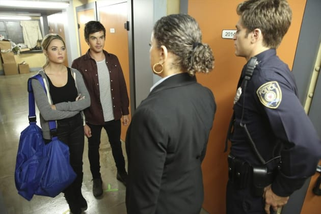 We're Not Doing Anything - Pretty Little Liars Season 5 Episode 17