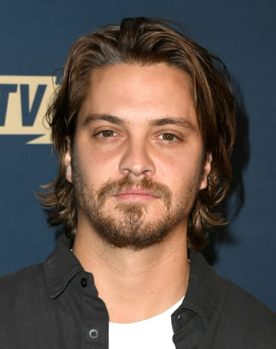 Luke Grimes at Paramount Party - Yellowstone