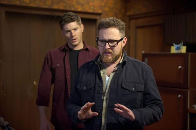 AJ Buckley on Supernatural