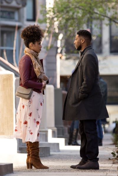 Taking Big Steps - Tall - New Amsterdam Season 1 Episode 22