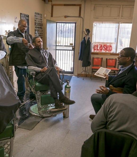 The Barbershop - This Is Us Season 1 Episode 16