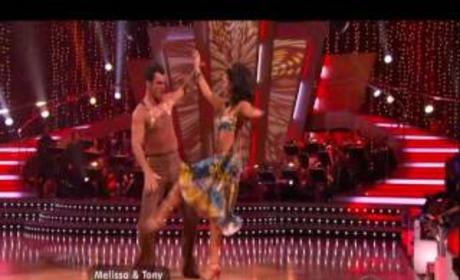 Melissa Rycroft on Dancing with the Stars: Sexy Salsa