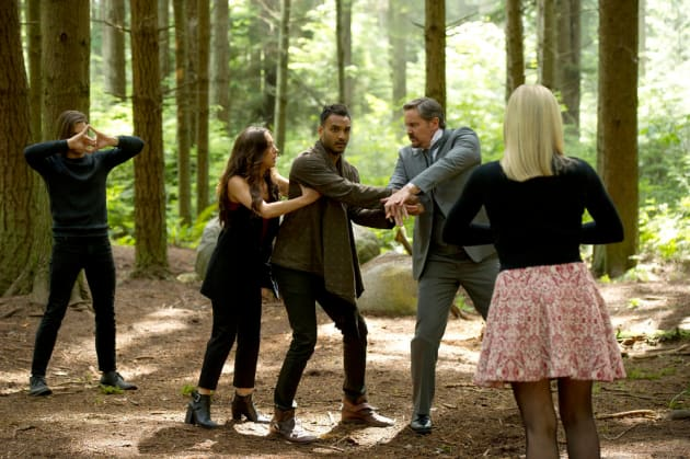 Captured! - The Magicians Season 2 Episode 3