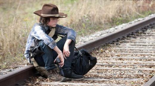 Carl, All Alone