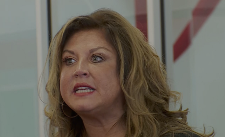 Abby Lee Miller is So Angry - Dance Moms