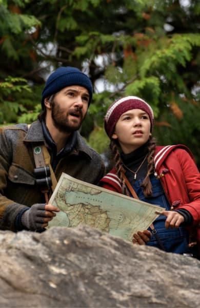 Finding the Crash Site - Home Before Dark Season 2 Episode 6