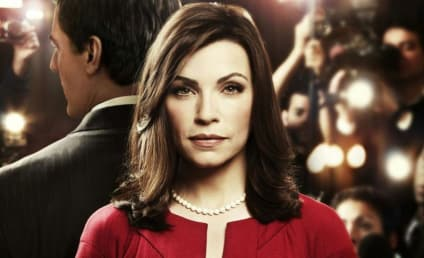 The Good Wife: The First Promotional Poster