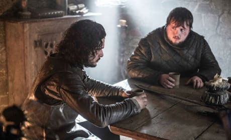 Jon's Latest Challenge - Game of Thrones Season 5 Episode 10