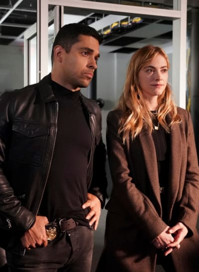 Torres and Bishop Investigate - NCIS Season 16 Episode 20