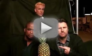 Zachary Levi: Appearing on Psych Revival Movie!