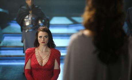 Angry Lena - Supergirl Season 2 Episode 21