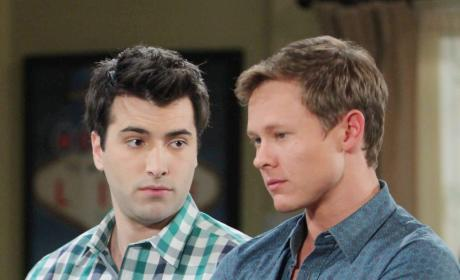 Sonny Comes Home - Days of Our Lives