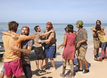 Watch Survivor Season 33 Episode 8 Online
