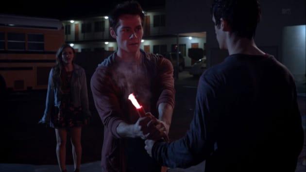 Stiles Stops Scott's Suicide - Teen Wolf Season 3 Episode 6
