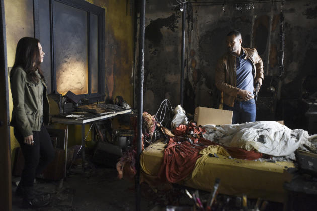 Shadowhunters Clary S Room