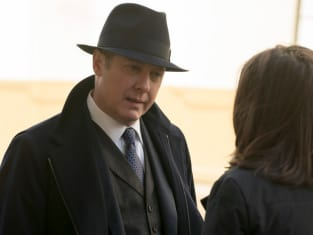Pressuring Liz - The Blacklist Season 2 Episode 18