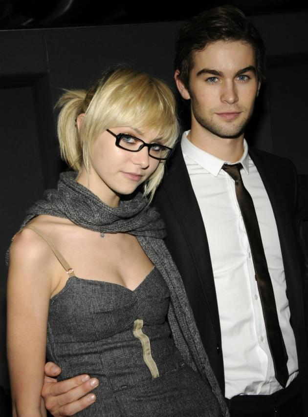 Chace Crawford and Taylor Momsen - TV Fanatic