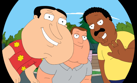 The Gang - Family Guy Season 16 Episode 2