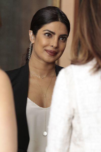 quantico personals Alex parrish is the main protagonist of the quantico series and a former fbi recruit at quantico she is considered to be the brightest recruit of her cohort after she became an fbi field agent, she was framed by her former instructor and became the prime suspect for a terrorist attack on grand.