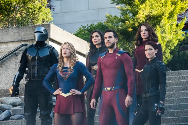Impending Doom - Supergirl Season 3 Episode 23