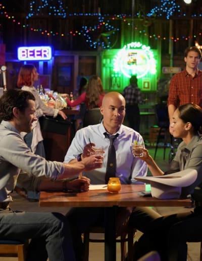 Cheers - Walker Season 1 Episode 2