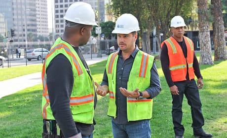 Callen Does Construction